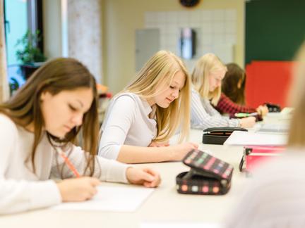 Praxis-Handelsschule
