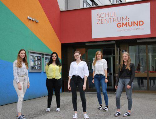Wahl der Schüler*innenvertretung im Schulzentrum Gmünd