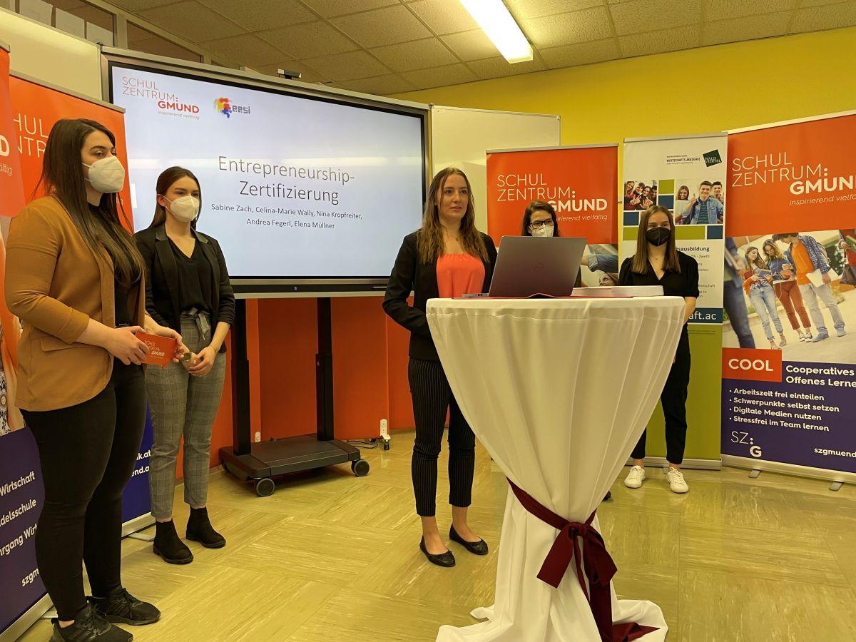 Entrepreneurship Education 2021