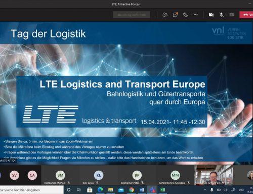 """Wirtschaftsakademie: """"Tag der Logistik 2021"""""""