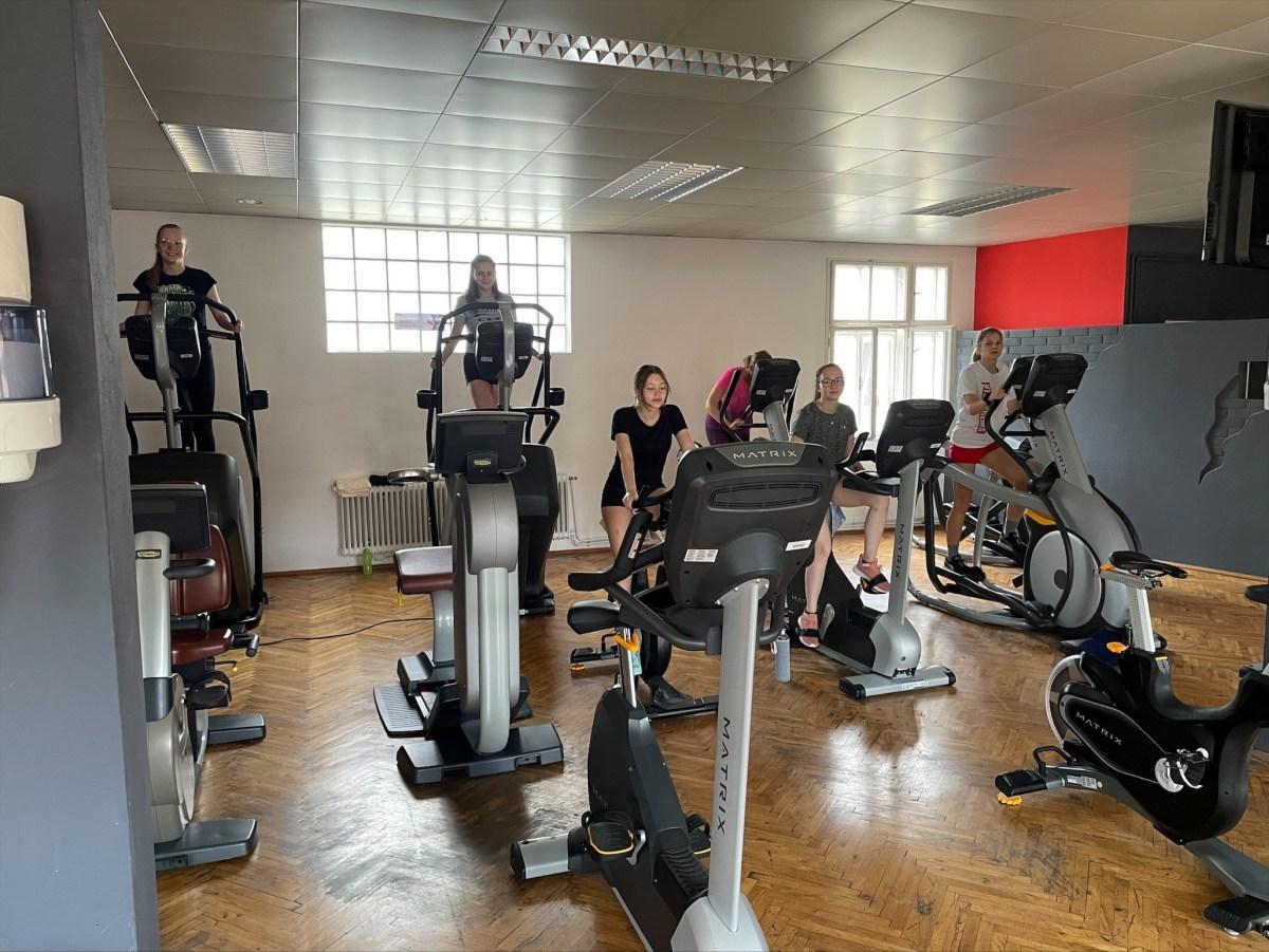 Exkursion Chili Gym 2021