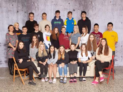 Klassenfotos 2019/2020